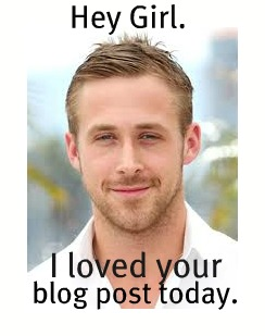 hey girl blog post